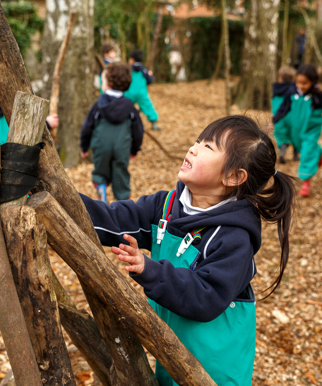 Forest School large square
