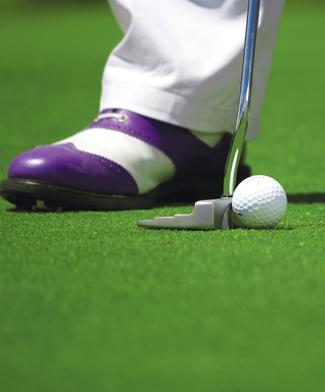 Golf small square