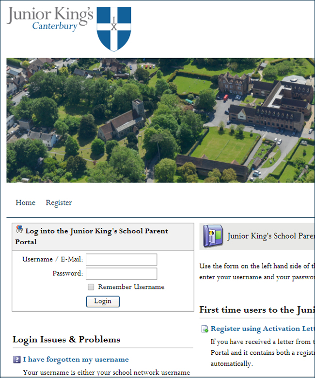 Parent portal large square2
