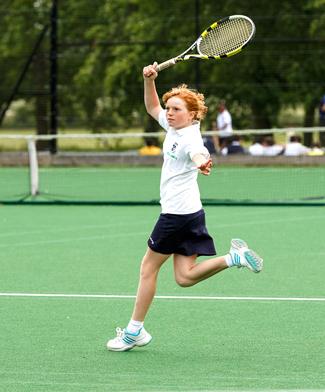 Tennis small square