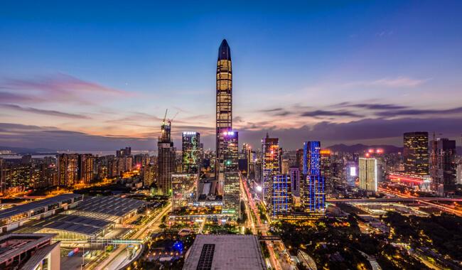 Shenzhen-landscape